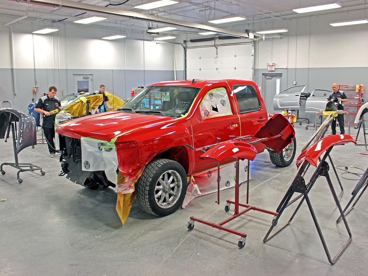 Car Machine Shop Services