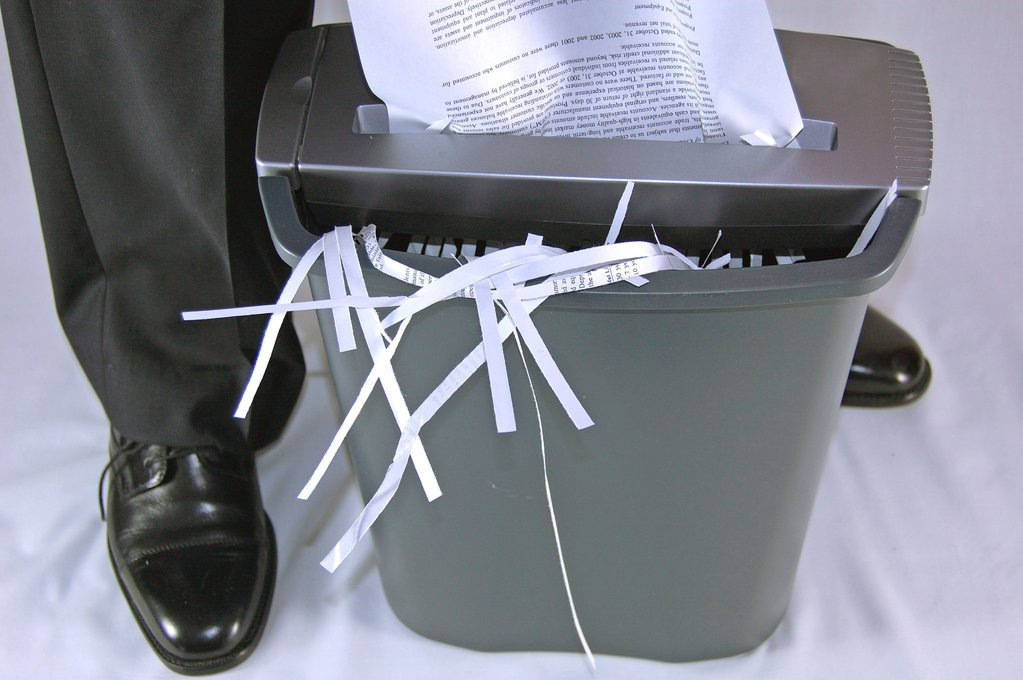 Be Aware of How Long to Hold on To Tax Documents before Shredding Them