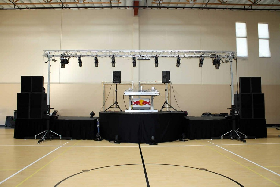 Dekko Tentage for Stage Rental Needs at an Affordable Price