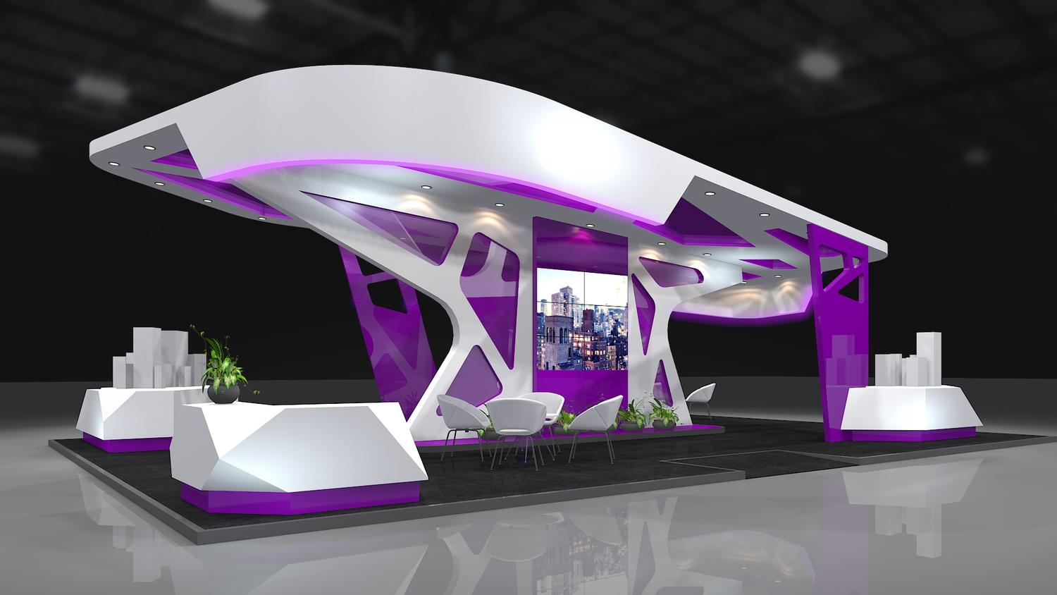 Get the Best Exhibition Booth Design for an Affordable Price