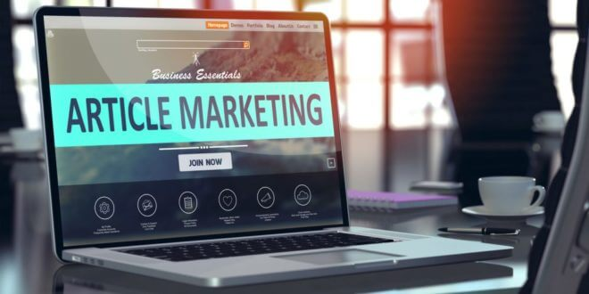 What A Good Article Marketing Plan Is
