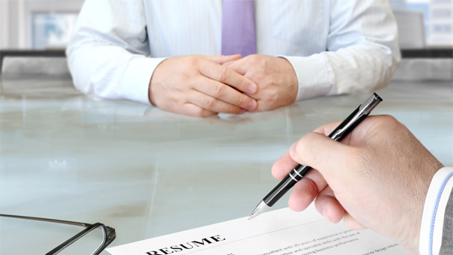 The resume build will be of great importance to attract the attention of employers